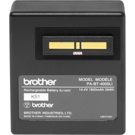 Brother Battery - Lithium Ion (Li-Ion)