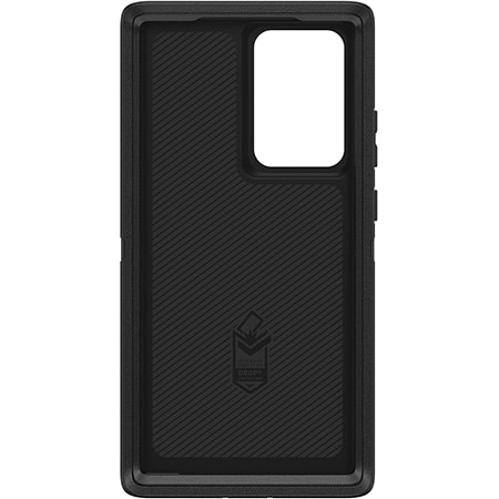OtterBox Defender Carrying Case (Holster) Samsung Galaxy Note20 Ultra Smartphone - Black