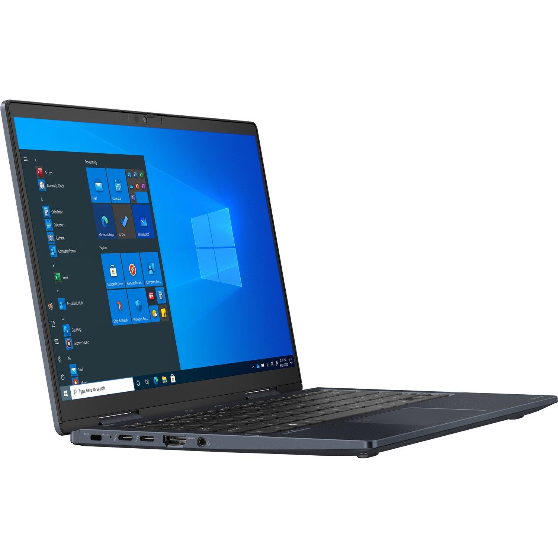 "Dynabook Portege X30W-J 33.8 cm (13.3"") Touchscreen Rugged 2 in 1 Notebook - Full HD - 1920 x 1080 - Intel Core i7 (11th Gen) i7-1165G7 Quad-core (4 Core) 2.80 GHz - 32 GB RAM - 1 TB SSD - Mystic Blue"