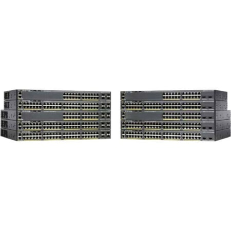 Cisco Catalyst 2960XR-24PS-I 24 Ports Manageable Ethernet Switch