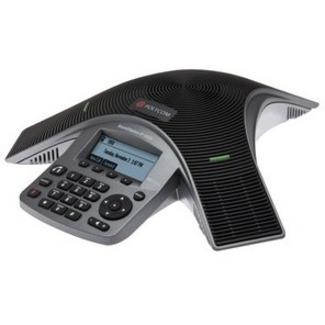 Poly SoundStation 5000 IP Conference Station - Corded - Black, Grey