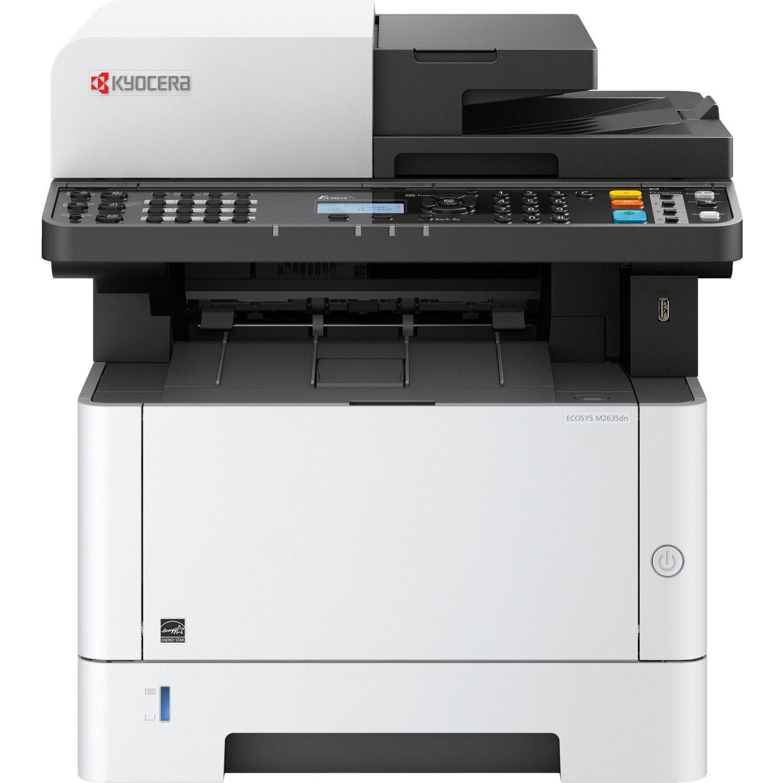 Kyocera Ecosys M2635dn Laser Multifunction Printer - Monochrome