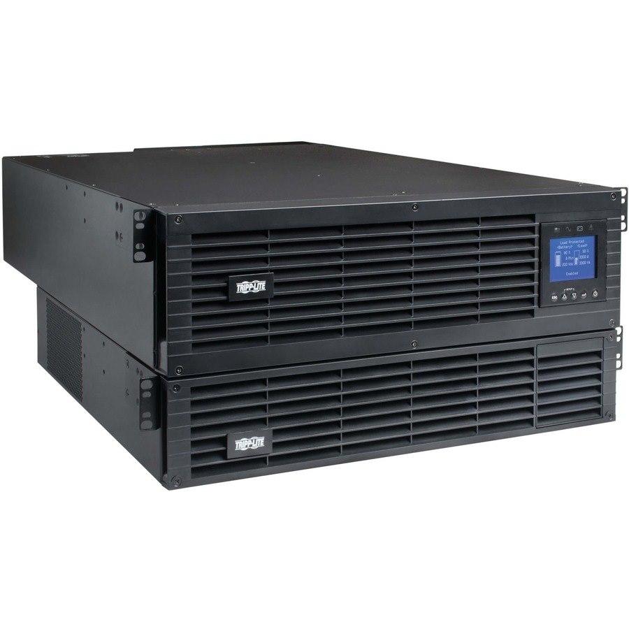 Tripp Lite UPS Smart Online 5kVA 5kW Unity Power Factor ByPass PDU Transformer 5URM