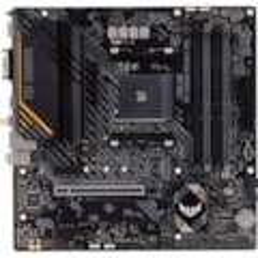 TUF GAMING B550M-E WIFI Desktop Motherboard - AMD Chipset - Socket AM4 - Micro ATX