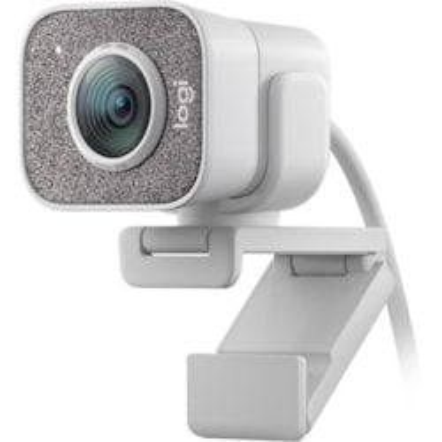 Logitech StreamCam Webcam - 60 fps - White - USB 3.1