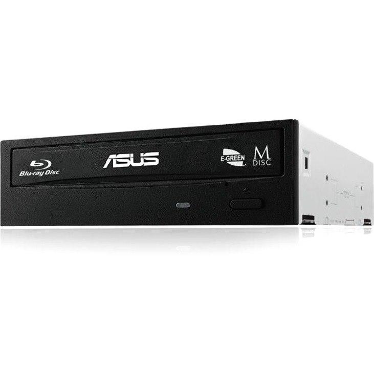 Asus BC-12D2HT Blu-ray Reader/DVD-Writer - Black