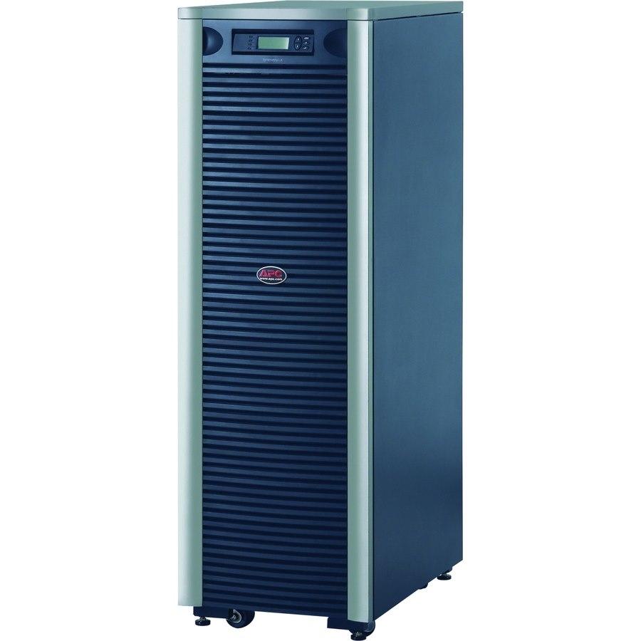 APC by Schneider Electric Symmetra SYA16K16IXR Dual Conversion Online UPS - 16 kVA/11.20 kW