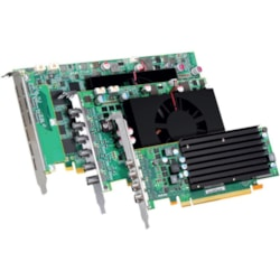 Matrox AMD Graphic Card - 4 GB GDDR5 - Full-height