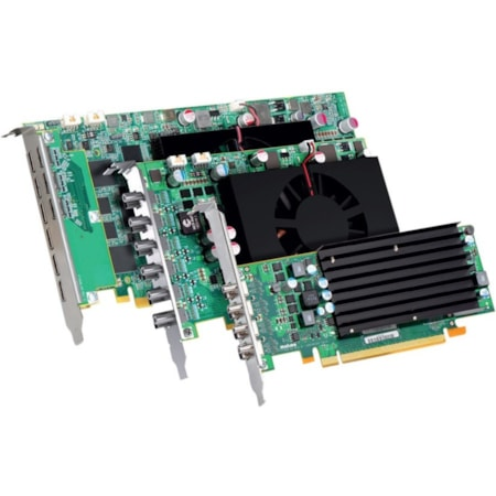 Matrox AMD Graphic Card - 4 GB GDDR5 - Full-height