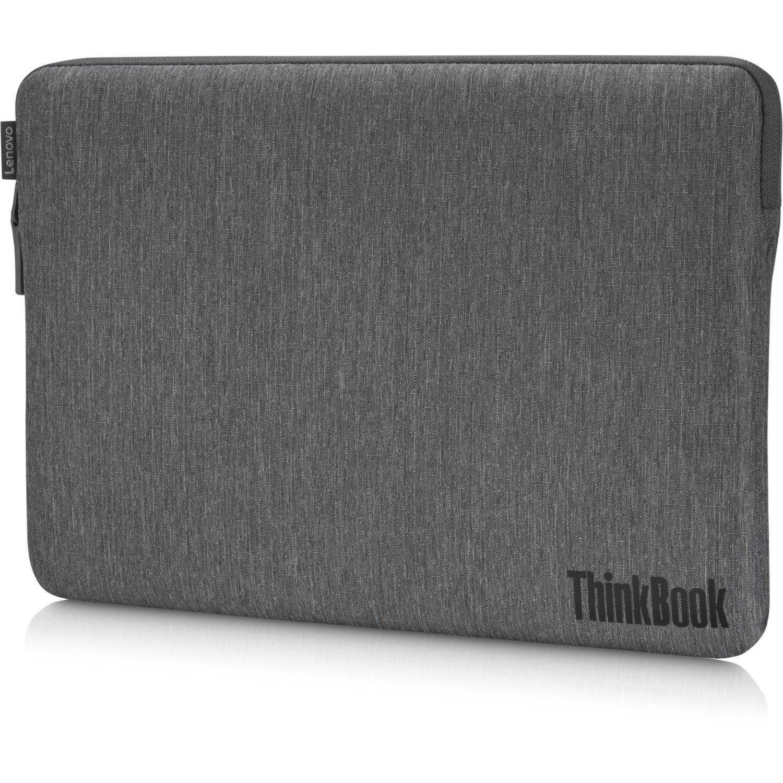 "Lenovo Carrying Case (Sleeve) for 33 cm (13"") to 35.6 cm (14"") Lenovo Notebook - Grey"