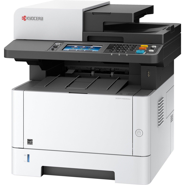 Kyocera Ecosys M2640idw Wireless Laser Multifunction Printer - Monochrome