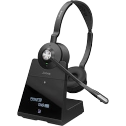 Jabra Engage 75 Stereo Wireless Over-the-head Stereo Headset