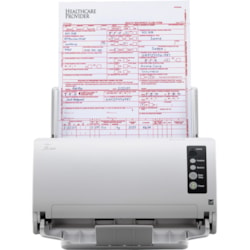 Fujitsu fi-7030 Value-Priced Front Office Color Duplex Document Scanner with Auto Document Feeder (ADF)