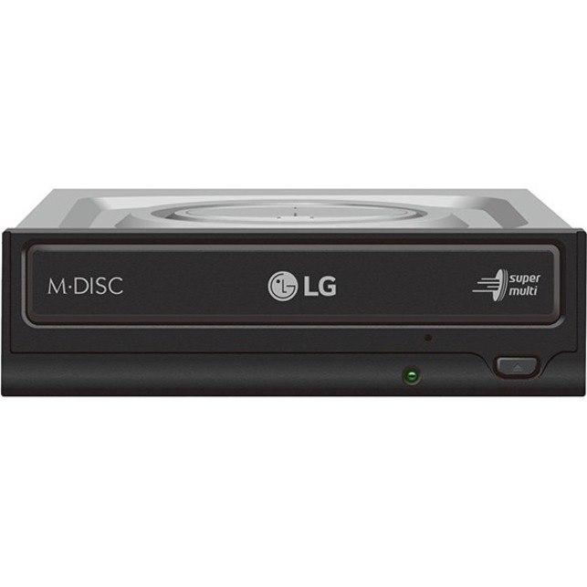 LG GH24NSD1 DVD-Writer - OEM Pack - Black