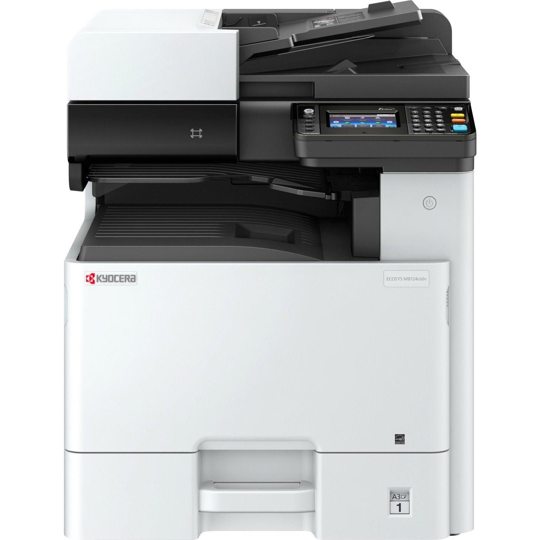Kyocera Ecosys M8124cidn Laser Multifunction Printer - Colour