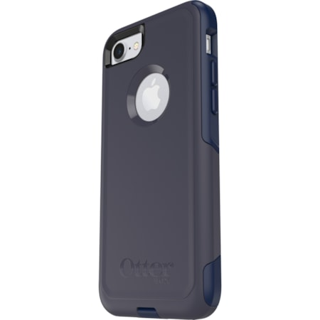 OtterBox Commuter Case for Apple iPhone 7, iPhone 8 Smartphone - Indigo Way