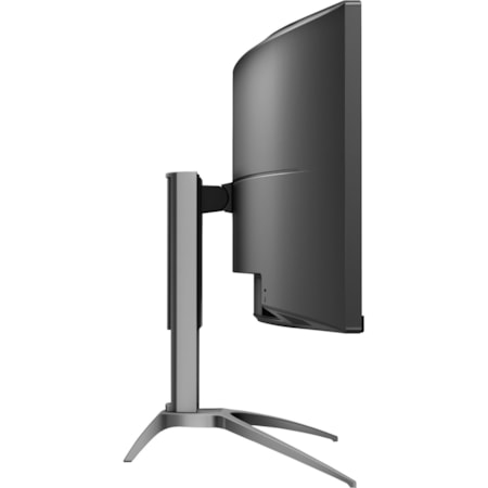 "AOC AGON AG493UCX 124.5 cm (49"") Curved Screen WLED Gaming LCD Monitor - 32:9 - Black"