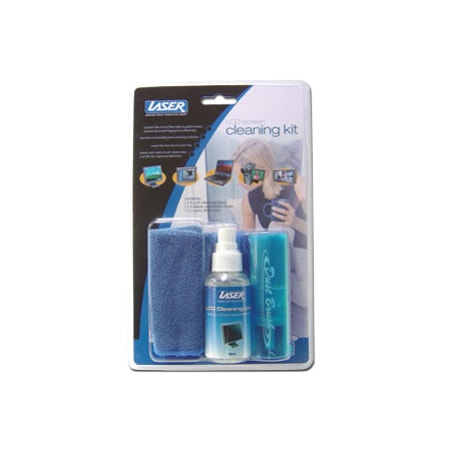 LASER Cleaning Kit for Display Screen, PDA, Camcorder, Digital Camera, Notebook
