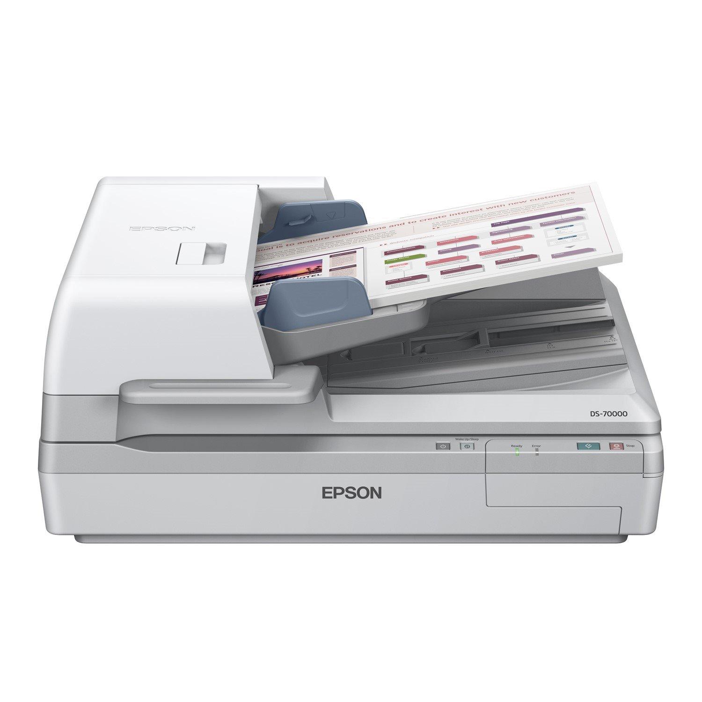 Epson WorkForce DS-70000 Flatbed Scanner - 600 dpi Optical
