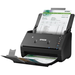 Epson WorkForce ES-500WR Sheetfed Scanner - 600 x 600 dpi Optical