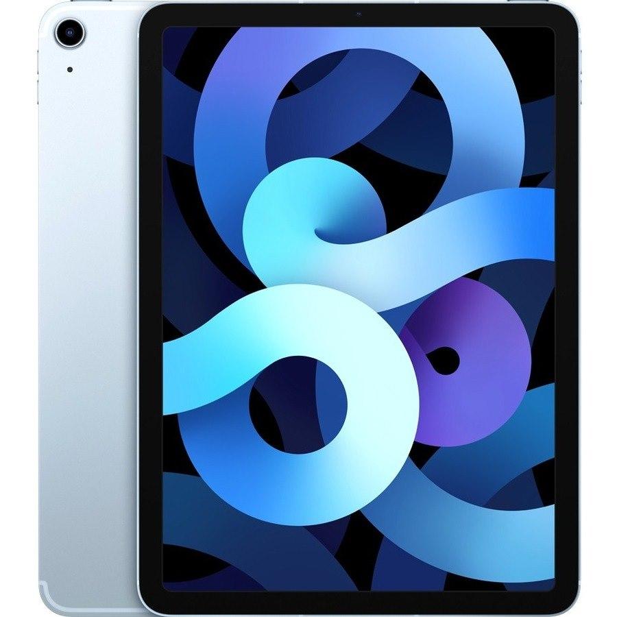 "Apple iPad Air (4th Generation) Tablet - 27.7 cm (10.9"") - 64 GB Storage - iPadOS 14 - 4G - Sky Blue"