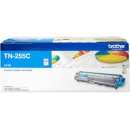 Brother TN255C Original Toner Cartridge - Cyan