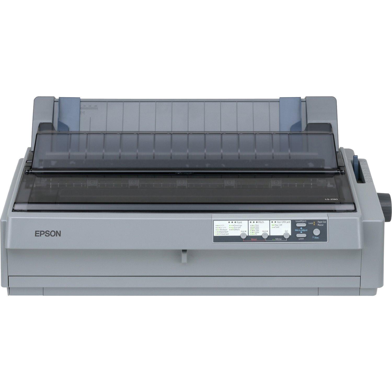 Epson LQ-2190 24-pin Dot Matrix Printer - Monochrome - Energy Star
