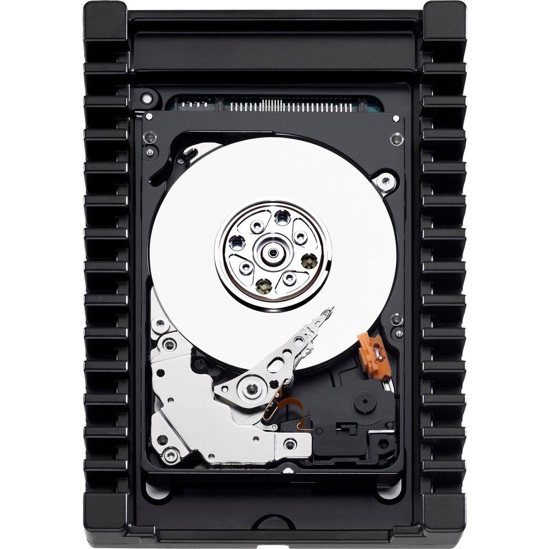 "WD VelociRaptor WD1600HLHX 160 GB Hard Drive - 3.5"" Internal - SATA (SATA/600)"