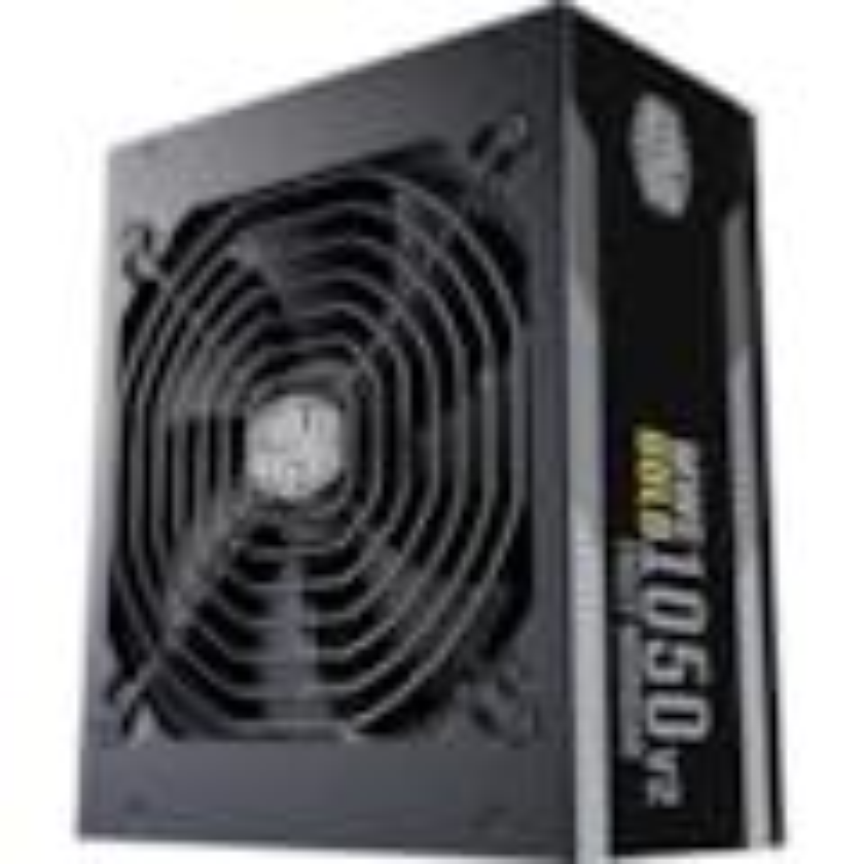 Cooler Master MWE Gold MPE-A501-AFCAG ATX12V Modular Power Supply - 1.05 kW