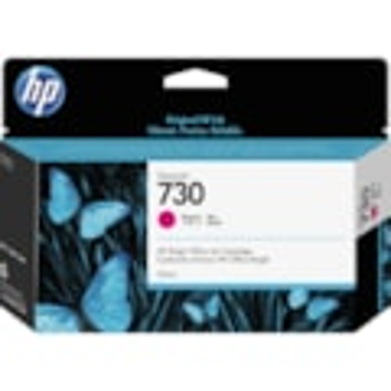 HP 730 Original Ink Cartridge - Magenta
