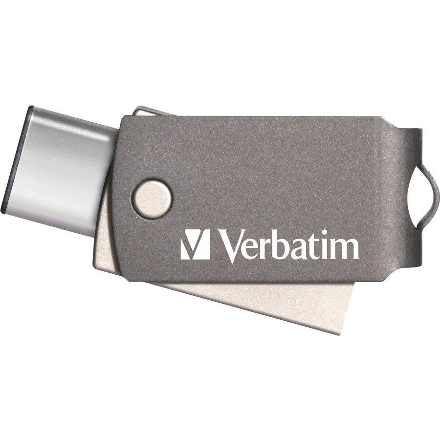 Verbatim 16 GB USB 3.1 Type C, USB 3.0 Flash Drive