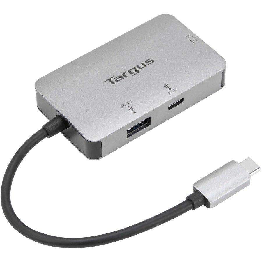 Targus USB-C Multi-Port Single Video VGA Adapter with 100W PD Pass-Thru