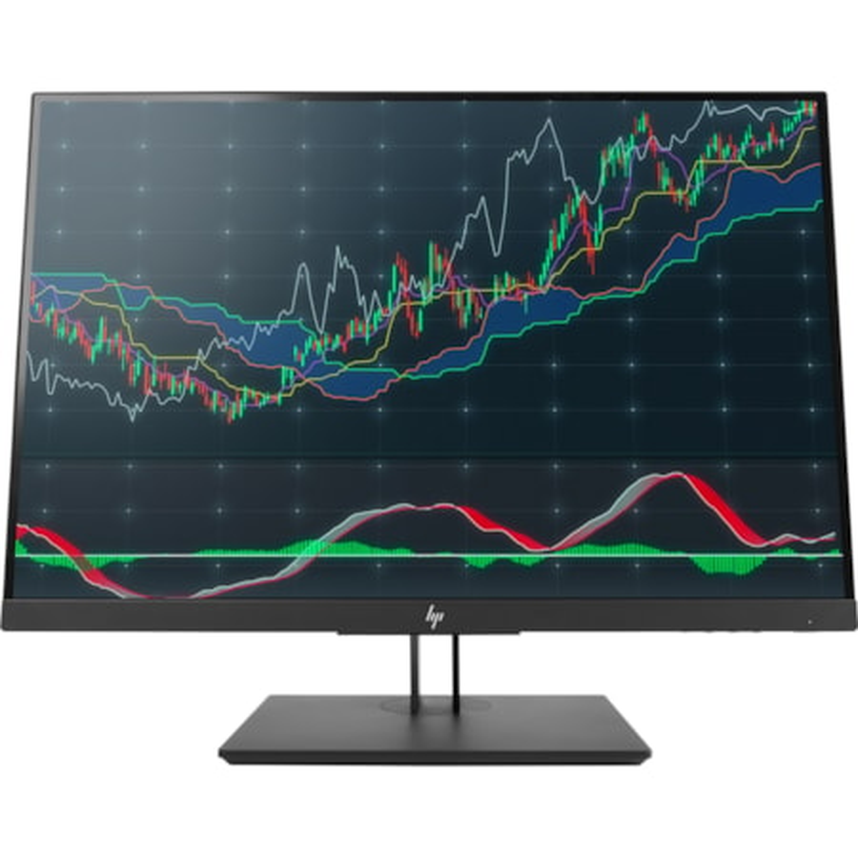"HP Z24n G2 61 cm (24"") WUXGA LED LCD Monitor - 16:10 - Black"