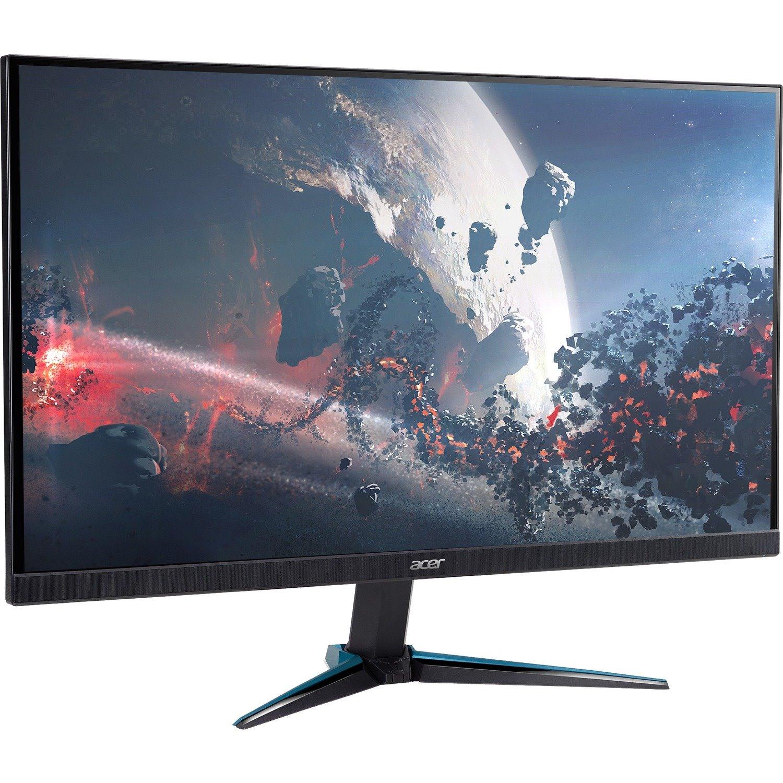 "Acer Nitro VG270U P 68.6 cm (27"") WQHD LED LCD Monitor - 16:9 - Black"