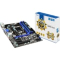 MSI B85M-E45 Desktop Motherboard - Intel Chipset - Socket H3 LGA-1150 - Micro ATX