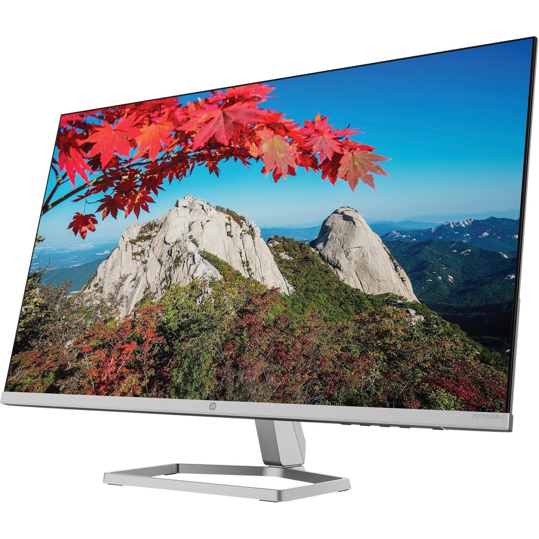 "HP M27fd 68.6 cm (27"") Full HD LED LCD Monitor - 16:9"