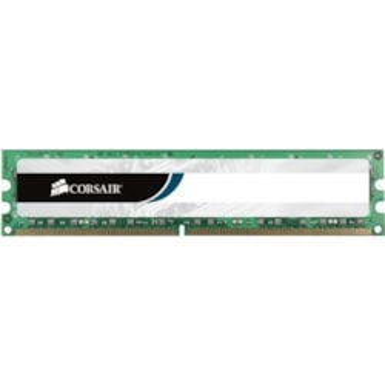 Corsair ValueSelect RAM Module - 8 GB (1 x 8GB) - DDR3-1333/PC3-10600 DDR3 SDRAM - 1333 MHz - CL9 - Retail
