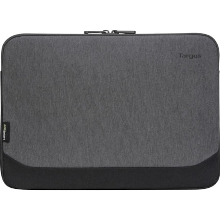 """Targus Cypress TBS64602GL Carrying Case (Sleeve) for 33 cm (13"""") to 35.6 cm (14"""") Notebook - Grey"""