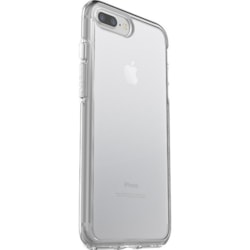 OtterBox Symmetry Case for Apple iPhone 7 Plus, iPhone 8 Plus Smartphone - Clear