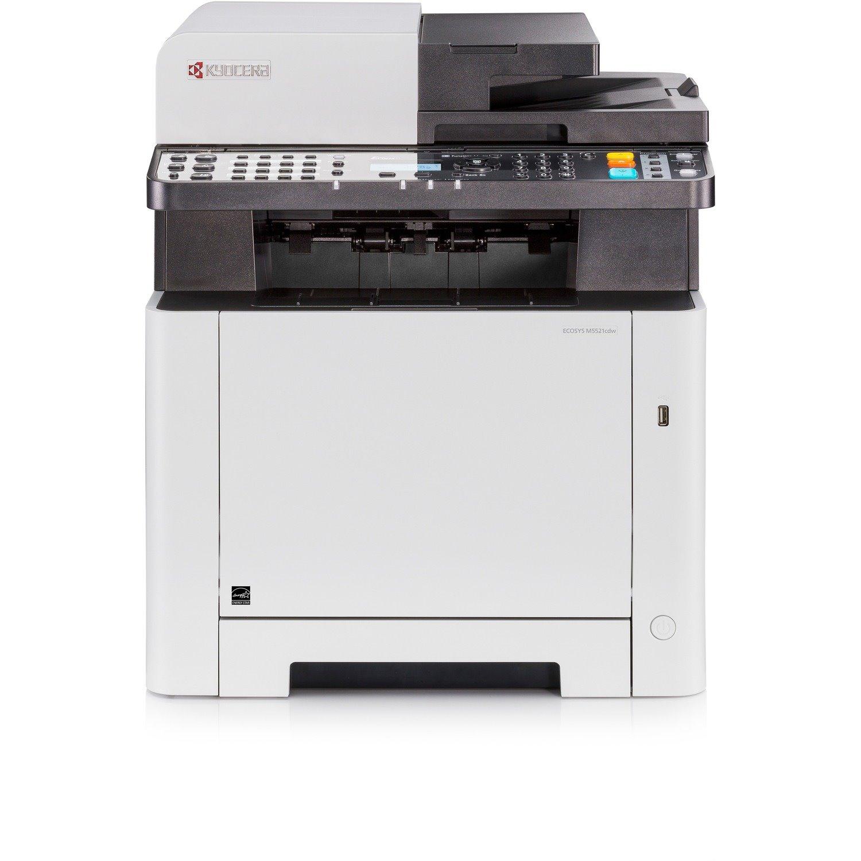 Kyocera Ecosys M5521cdw Wireless Laser Multifunction Printer - Colour