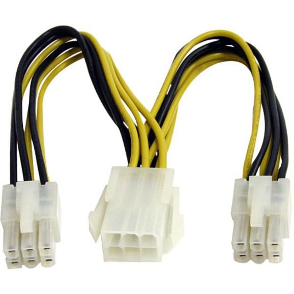StarTech.com Splitter Cord - 15.24 cm