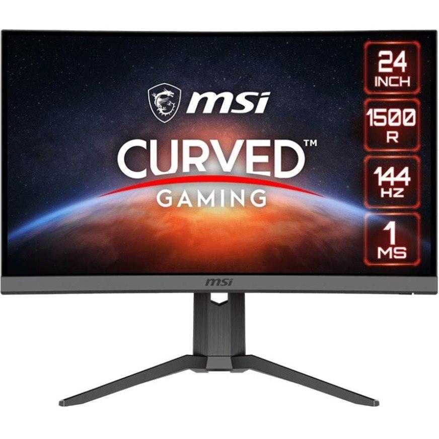 "MSI Optix G24C6P 60.5 cm (23.8"") Full HD Curved Screen LED Gaming LCD Monitor - 16:9"