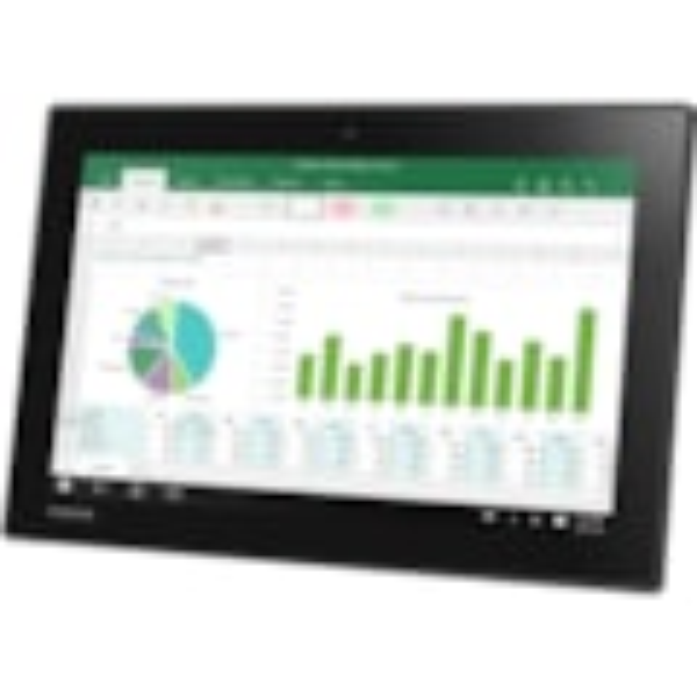 "Toshiba Encore 10 LX0-C LX0-C100PRO Tablet - 10.1"" - Atom x5 x5-Z8300 Quad-core (4 Core) 1.44 GHz - 2 GB RAM - 64 GB SSD - Windows 10 Pro 64-bit - Silver"