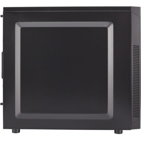 Corsair Carbide 100R Gaming Computer Case - ATX, Micro ATX, Mini ATX Motherboard Supported - Mid-tower - Steel - Black