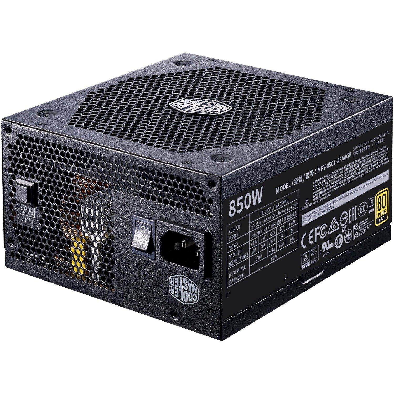 Cooler Master MPY-8501-AFAAGV ATX12V/EPS12V Modular Power Supply - 850 W