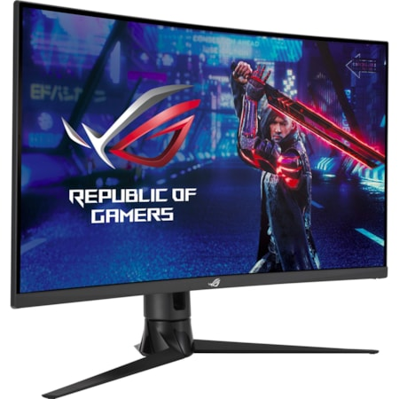 "Asus ROG Strix XG32VC 80 cm (31.5"") WQHD Curved Screen LED Gaming LCD Monitor - 16:9 - Black"