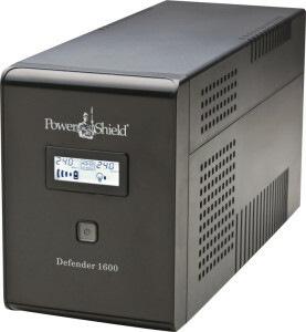 Power Shield Defender PSD1600 Line-interactive UPS - 1.60 kVA/960 W