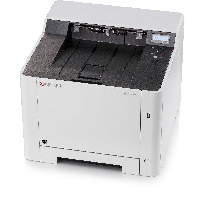 Kyocera Ecosys P5026cdn Desktop Laser Printer - Colour
