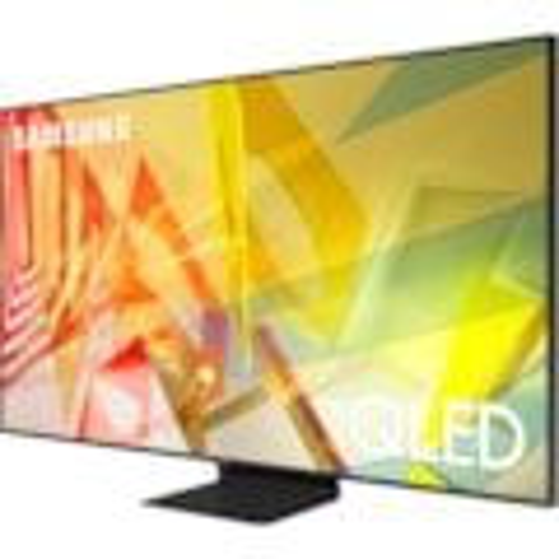"Samsung Q90T QN75Q90TAF 74.5"" Smart LED-LCD TV - 4K UHDTV - Titan Black"