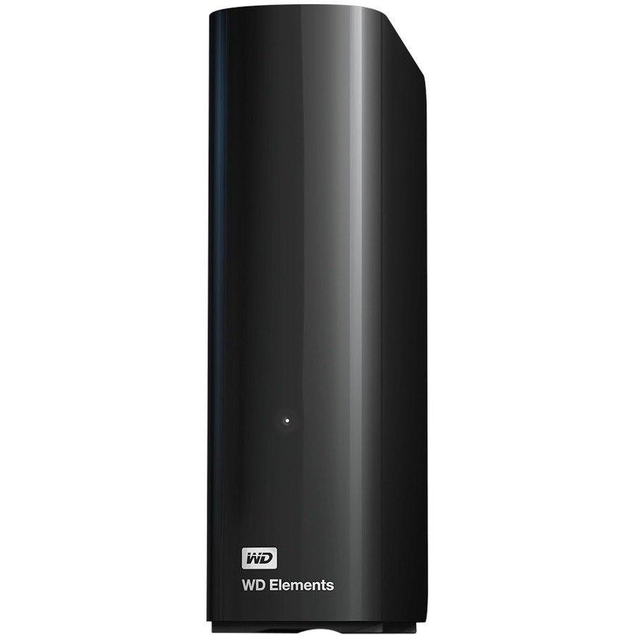 WD Elements WDBWLG0080HBK 8 TB Desktop Hard Drive - External - Black